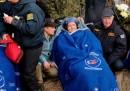 Le foto del ritorno dei cosmonauti