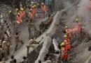 Il crollo a Lalita Park, Nuova Delhi