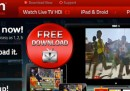 FilmOn, le tv internazionali su iPad gratis