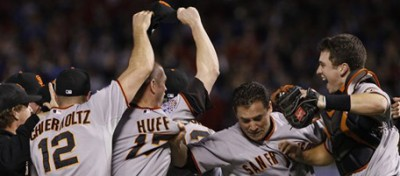 San Francisco ha vinto le World Series di baseball