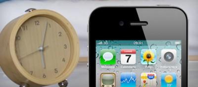 La sveglia dell'iPhone fa ancora i capricci