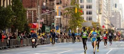 Storie della maratona di New York