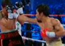 Manny Pacquiao fa la storia della boxe