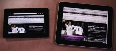 PlayBook contro iPad