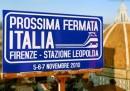 """""""Prossima fermata: Italia"""", in diretta"""