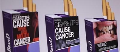 Gli avvisi sui pacchetti di sigarette funzionano?