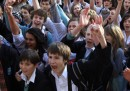 Anche a Londra protestano gli studenti
