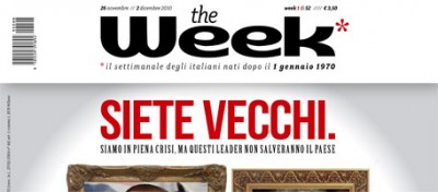 The Week, settimanale per massimo quarantenni