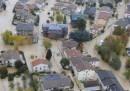 Gli allagamenti in Veneto, un disastro