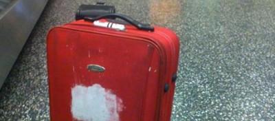 Il vecchio trucco della valigia in aeroporto