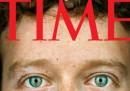 Mark Zuckerberg Persona dell'Anno per Time