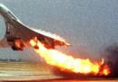 La sentenza per il disastro del Concorde
