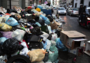 Tornano i rifiuti a Napoli