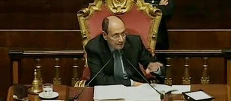La diretta tv del senato il post for Camera deputati diretta tv
