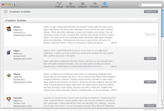Com E Fatto Il Nuovo Mac App Store Il Post