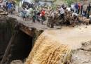 Le inondazioni in Brasile, anche