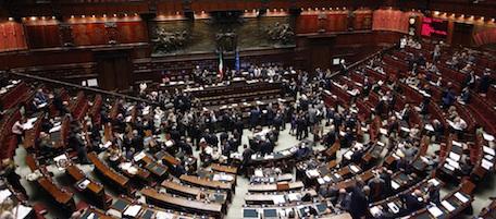 I rischi di ridurre i parlamentari il post for Numero parlamentari italia
