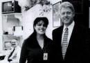 La storia di Bill Clinton e Monica Lewinsky