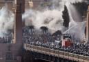 Il video del ponte Kasr al-Nile, al Cairo