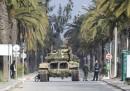L'attesa di Tunisi