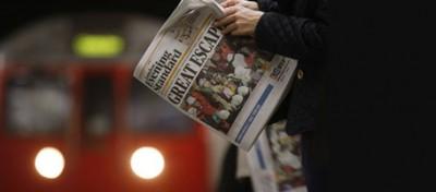 Il coraggio dei giornali inglesi