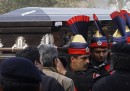 Il Pakistan seppellisce un pezzo del suo futuro