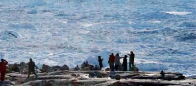 La Groenlandia si scioglie, ma più piano