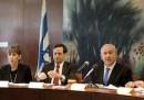 Il rimpasto di governo in Israele