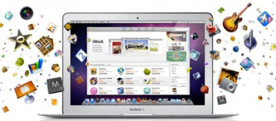 Com'è fatto il nuovo Mac App Store