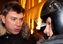 Gli arresti politici a Mosca