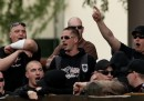 La città in mano ai neonazisti