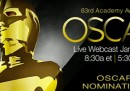 Le nomination agli Oscar in streaming