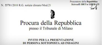 Cosa c'è nelle carte della procura su Berlusconi