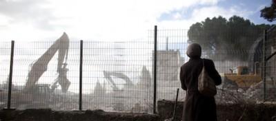 Israele demolisce lo Shepherd Hotel