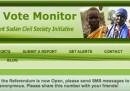 Il voto in Sudan tenuto d'occhio sul web