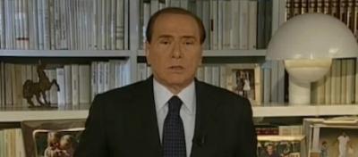 Il video di Berlusconi