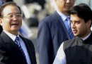 Wen Jiabao incontra i cinesi che ce l'hanno col governo