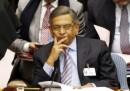 Il discorso portoghese del ministro indiano