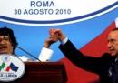 L'Italia e Gheddafi: l'album dei ricordi
