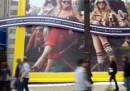 La guerra dei cartelloni pubblicitari in Francia