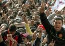 L'Egitto contro Mubarak