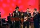 Elio, Minzolini e Napolitano