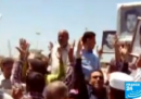 Manifestazioni e scontri anche in Libia