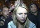 Le violenze subite da Lara Logan in piazza Tahrir