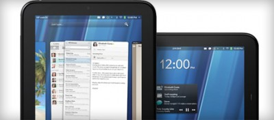 TouchPad, il nuovo tablet di HP