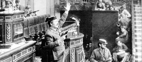Il golpe Tejero trent'anni dopo - Il Post