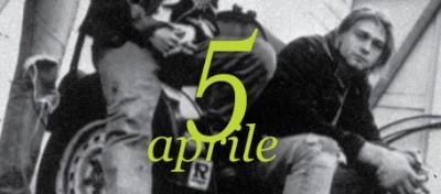 Il grande libro del rock (e non solo) - 5 aprile