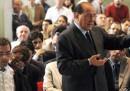 Perché oggi Berlusconi è stato in tribunale