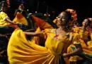 Il carnevale di Managua