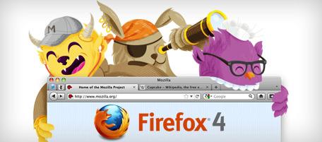 Come è fatto il nuovo Firefox 4 - Il Post